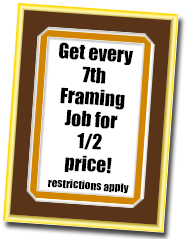 Get your 7th job at half price.